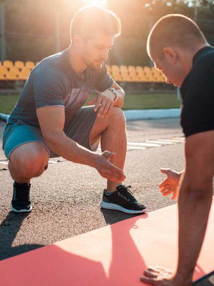 Máster en Personal Trainer + Máster en Nutrición Deportiva (Doble Titulación)