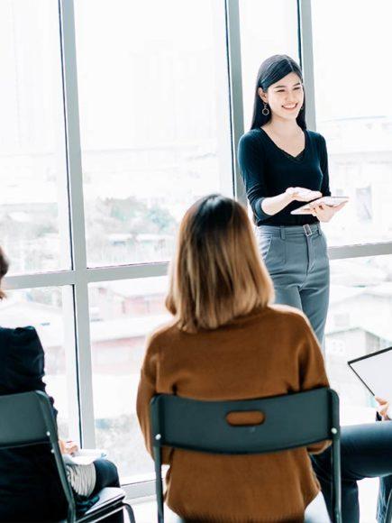 Máster en Coaching Empresarial y Ejecutivo