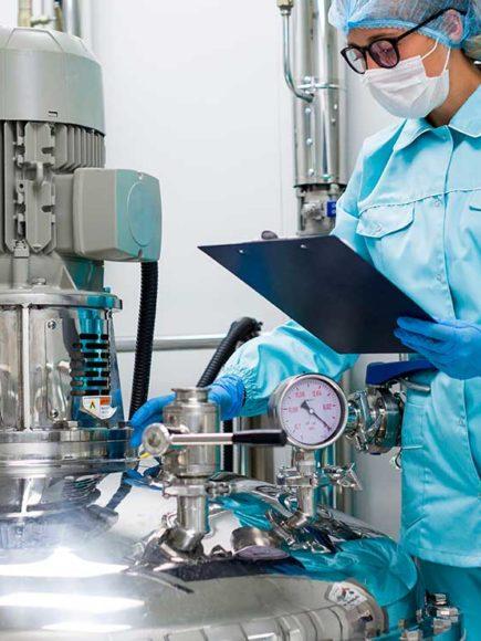 Máster en Gestión y Control de Planta Química