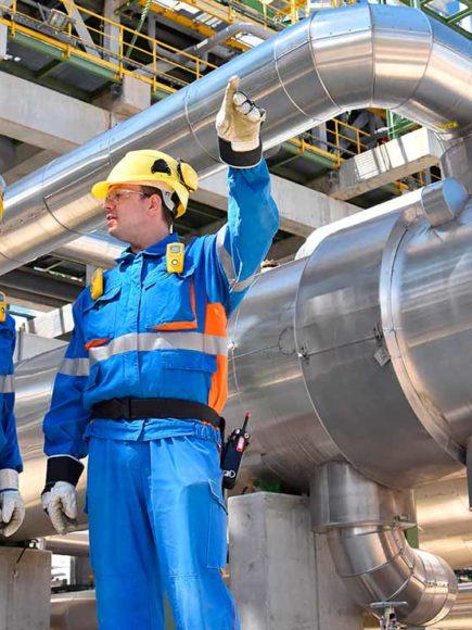 Máster en Organización y Control de los Procesos de Química Transformadora