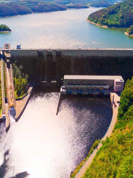 Máster en Energía Hidráulica y Centrales Hidroeléctricas